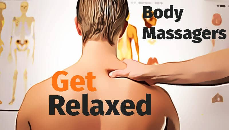 best handheld body massagers india