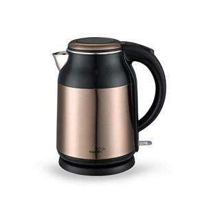 V-Guard VKS17 Prime Steel Electric Kettle (Copper Black)
