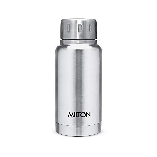 Milton Elfin 160 Thermosteel Hot and Cold Water Bottle,